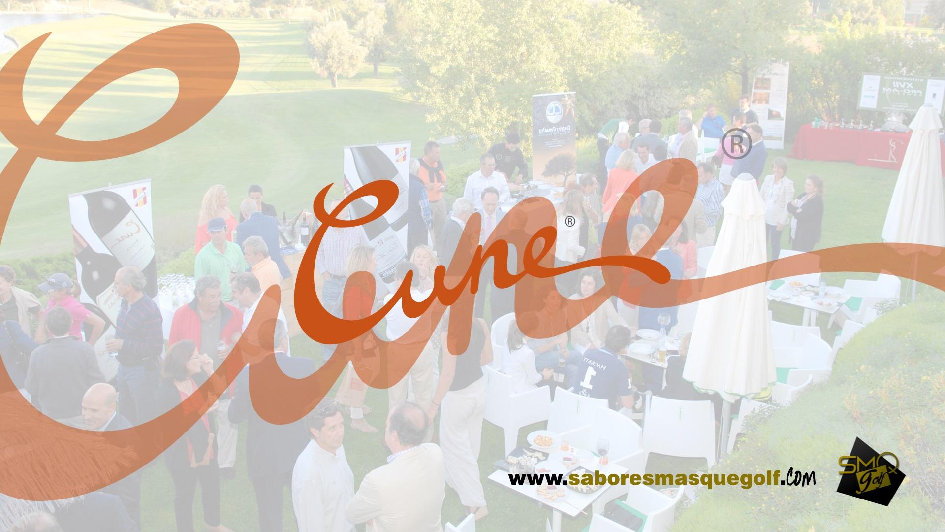 Vino Cune Rioja Eventos Sabores Mas que Golf 2