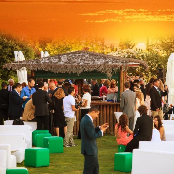 Terraza el Olivar Lounge Sabores Mas que Golf by PerfectPixel Publicidad