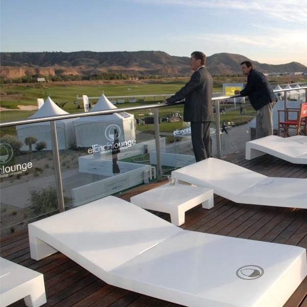 Terraza elEncín Golf Alcalá de Henares by PerfectPixel Publicidad