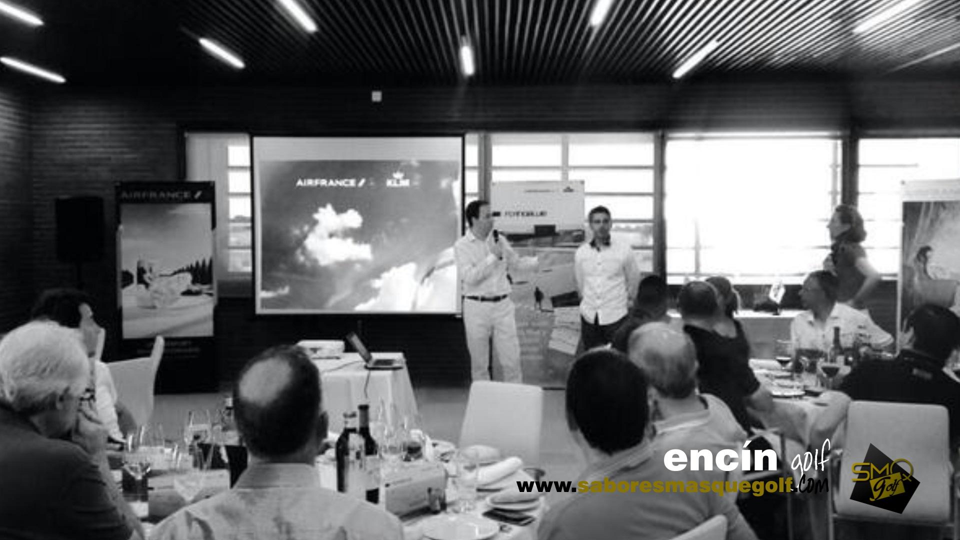 Eventos de empresa Encín Golf (AirFrance)