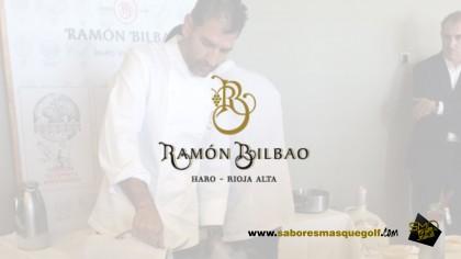 Sabores Mas que Golf Presentación Vino Ramón Bilbao Rioja