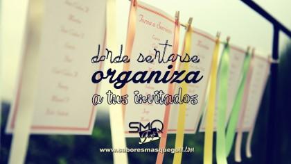 Bodas Sabores Mas que Golf Organizacion de invitados (Olivar Hinojosa, Encín Golf) DEtalles 1