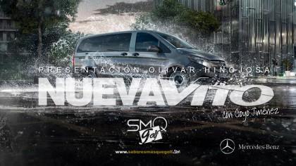 Presentación Nueva Vito Mercedes Benz Olivar de la Hinojosa campo de Golf Sabores más que Golf by PerfectPixel Publicidad