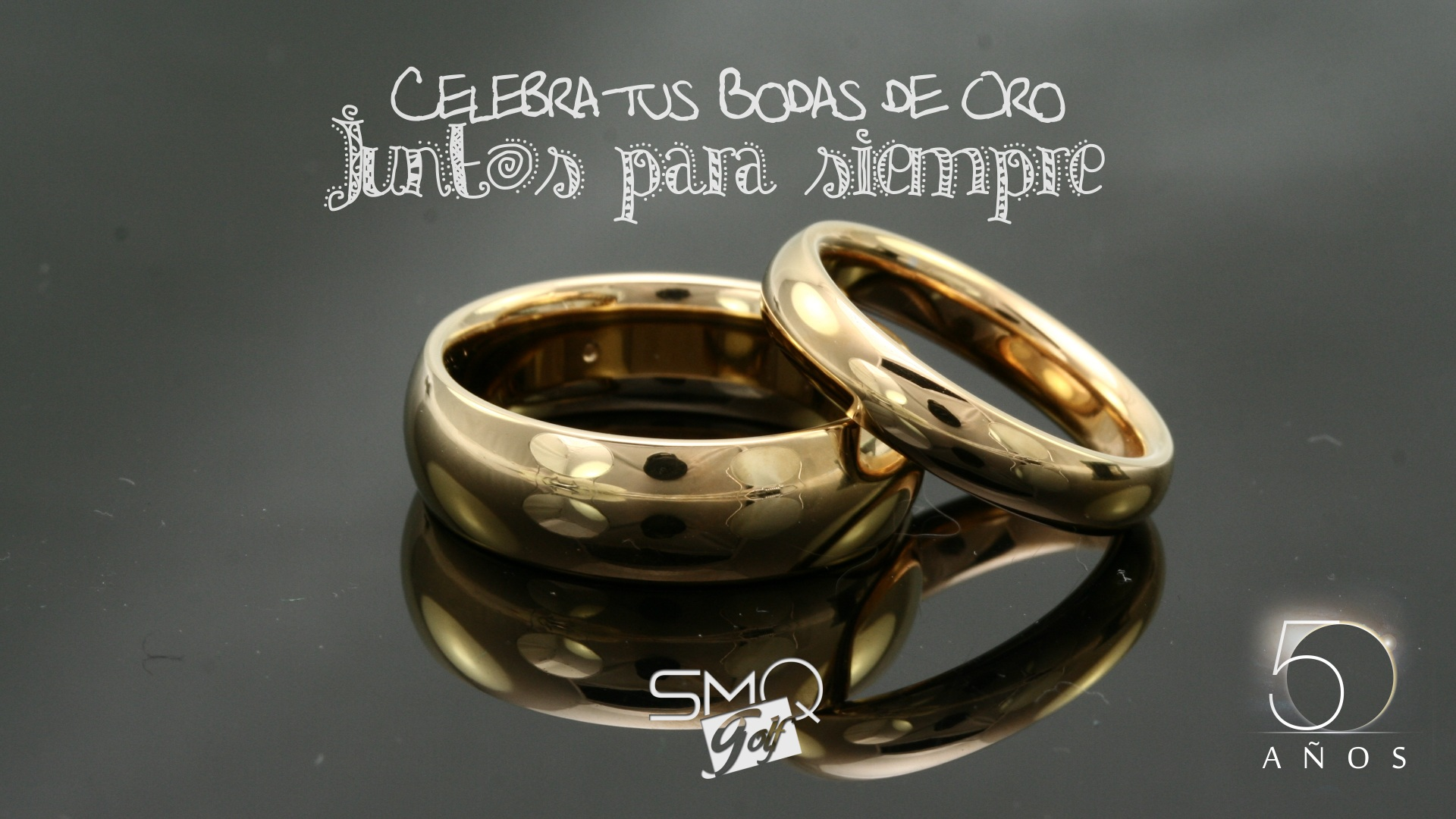 Celebra tus BOdas de Oro en Madrid Sabores mas que Golf