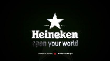 Sabores Mas que Golf Heineken Torneo Golf Olivar Hinojosa PerfectPixel Publicidad