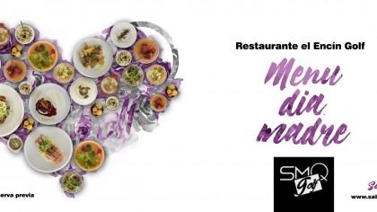 Banner Oferta dia de la Madre Sabores Mas que Golf Restaurante Encin Golf by PerfectPixel Publicidad Sin info