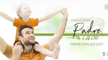 Dia del Padre Olivar de la Hinojosa Sabores mas que Golf