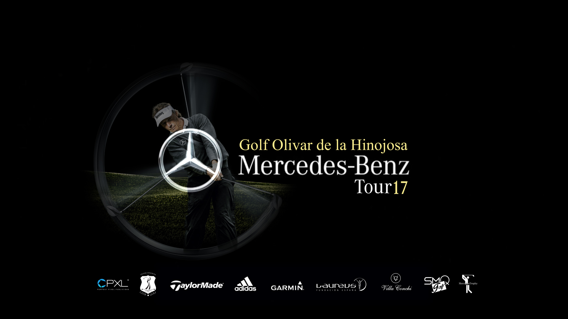 Torneo Mercedes Trophy (Tour17 amateur) - Golf Olivar de la Hinojosa (Sabores mas que Golf - grupo de restauracion y eventos)