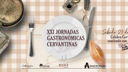 XXI Jornadas Gastronómicas Cervantinas Sabores Mas que Golf Perfect Pixel Publicidad