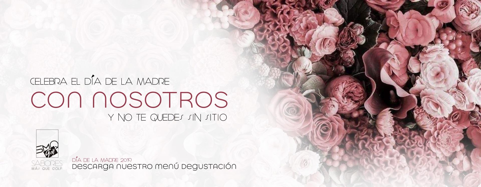 Joaquin Molpeceres Día de la Madre restaurante Encin Sabores Más que Golf